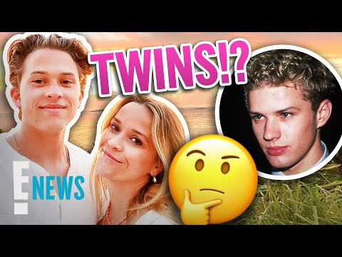 Reese Witherspoon & Ryan Phillippe's Son Is Dad's Twin!   E! News