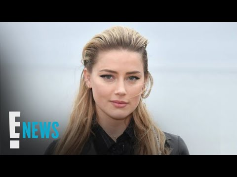 """Amber Heard Is a Mom, Welcomes Baby Girl """"On Her Own Terms""""   E! News"""