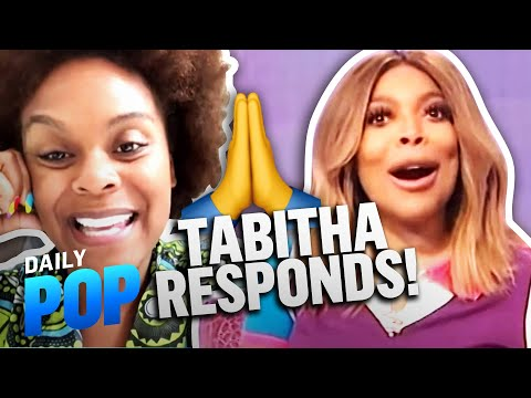 """See Tabitha Brown's """"Spirited"""" Response to Wendy Williams' Critique   Daily Pop   E! News"""