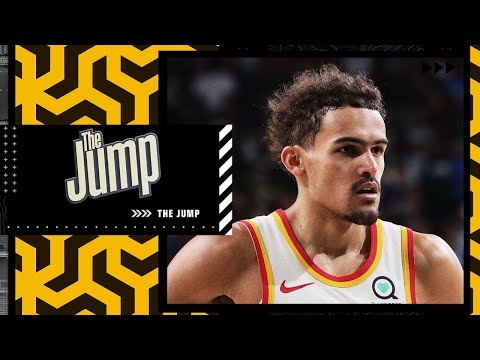 How cautious should the Atlanta Hawks be with Trae Young?   The Jump