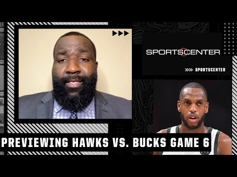 Can the Bucks close out the series against the Hawks without Giannis? | SportsCenter