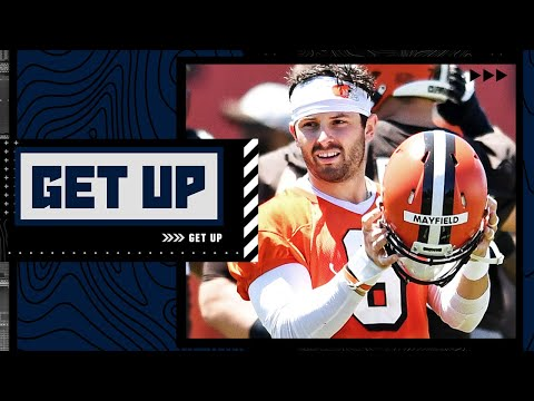 Is Baker Mayfield worthy of a contract extension from the Browns? | Get Up