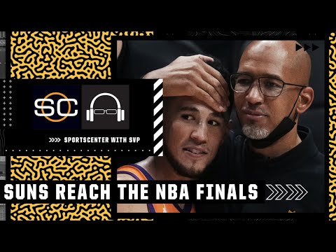 Stephen A. Smith and Michael Wilbon react to the Suns reaching the NBA Finals   SC with SVP