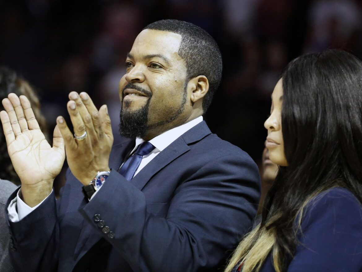 Ice Cube urging sports fans to ride along with Big3 league