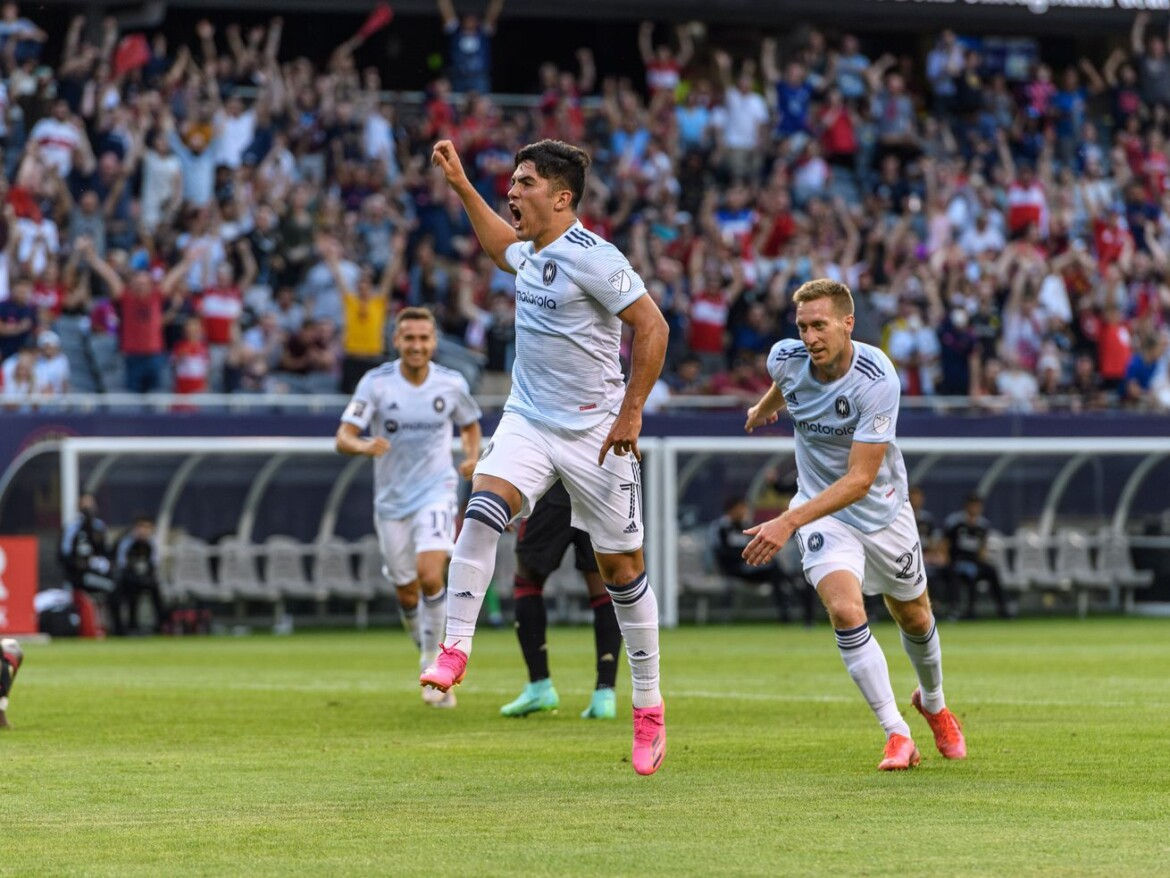 Away from home, Fire's Ignacio Aliseda a reminder of MLS challenges