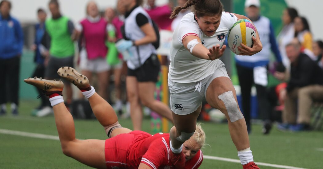 Ilona Maher Is a Breakout Rugby Star Before Even Playing Her First Match