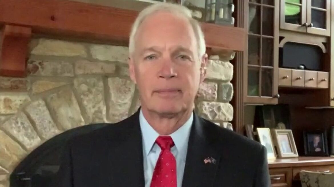 Sen. Johnson seeks info about criminal illegal immigrants, gang members arrested at the border