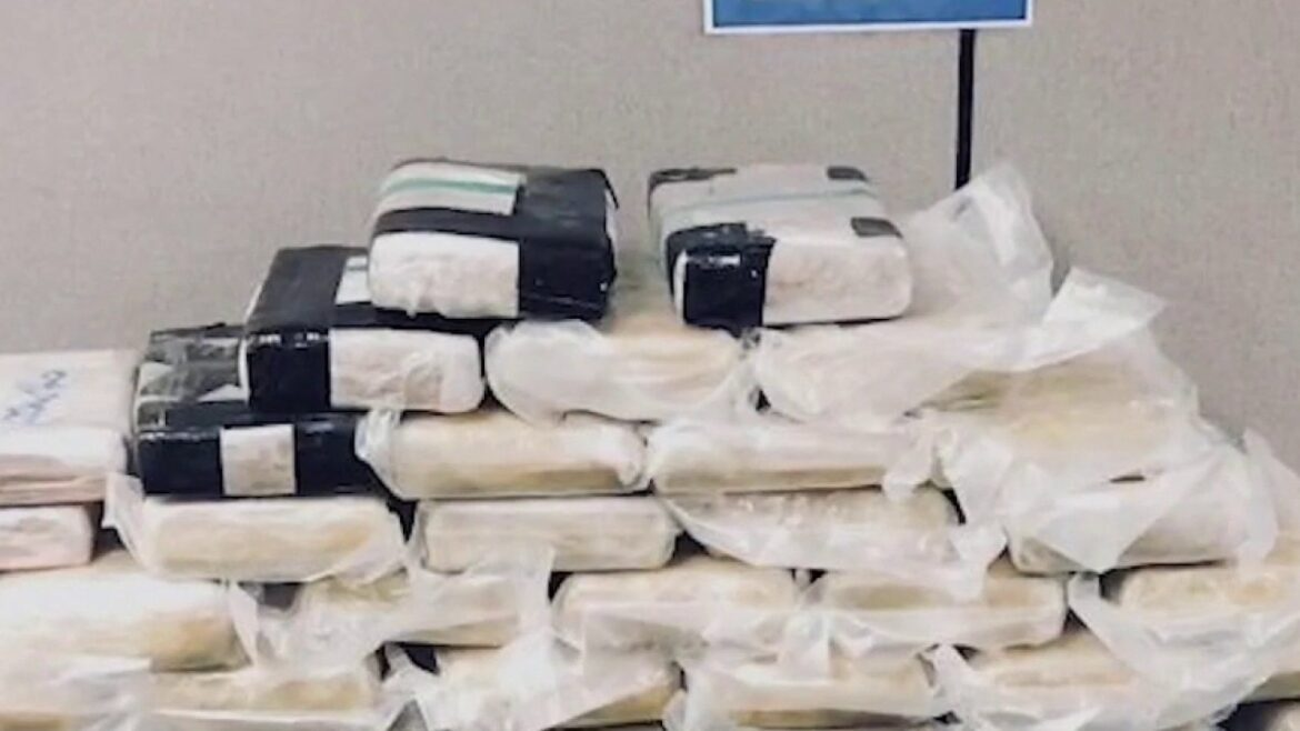 Fentanyl seizures increase again at southern border, now 78% higher than last fiscal year