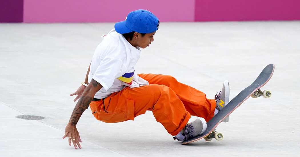 Inspired to Try an Olympic Sport? First Learn How to Fall.