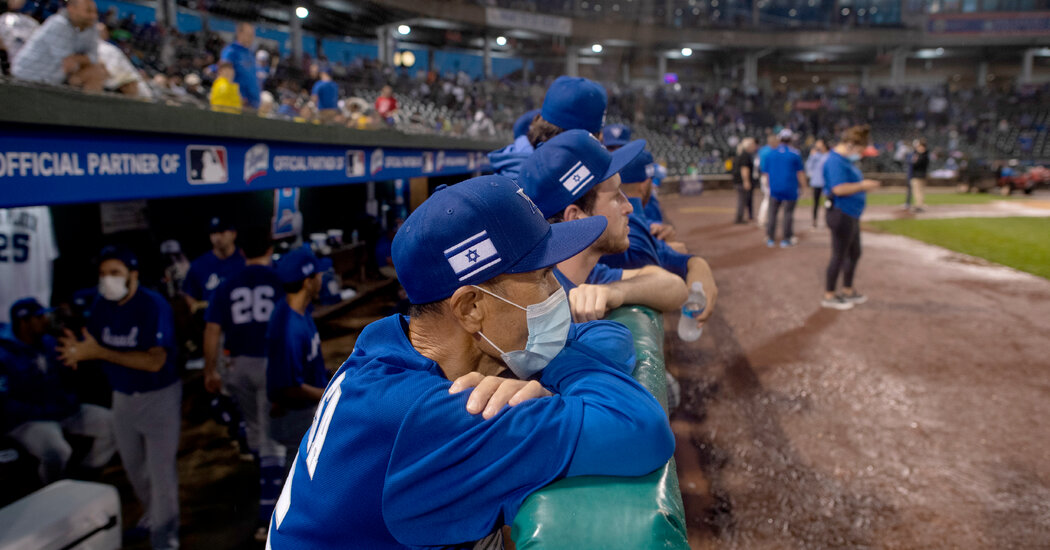 Israel Will Play Their First-Ever Olympic Baseball Game Thursday in Tokyo