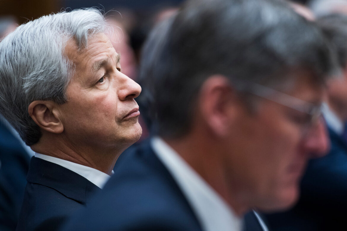 JPMorgan gives Jamie Dimon options 'award' to remain CEO for another five years