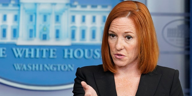 Psaki: 'Unvaccinated people should be more fearful' of delta variant than the vaccinated