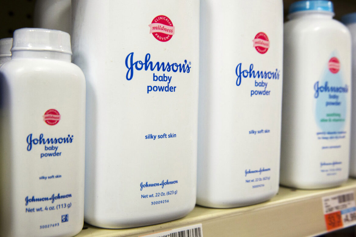 J&J weighs putting talc liabilities into bankruptcy amid lawsuits