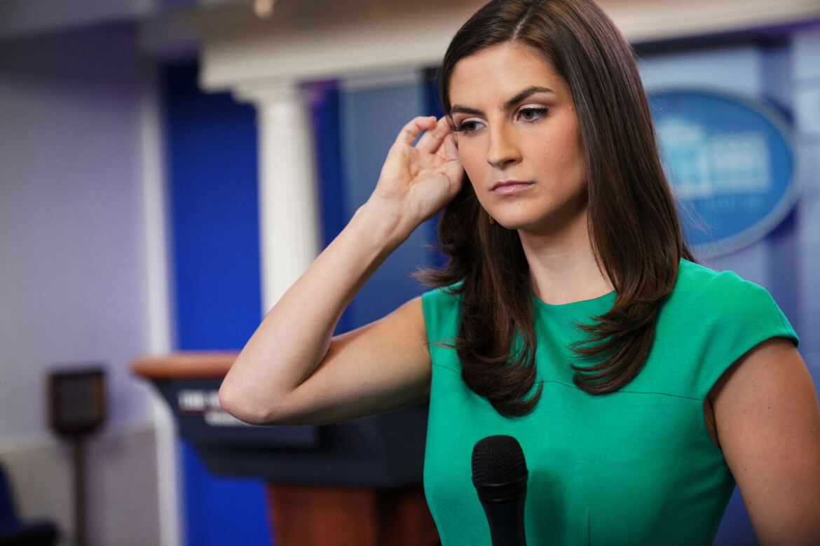 Kaitlan Collins bylines deleted on stories she did for Tucker Carlson site