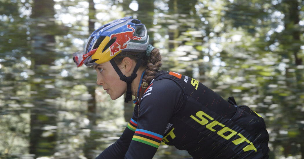 Kate Courtney is Creating Pathways for American Cyclists.