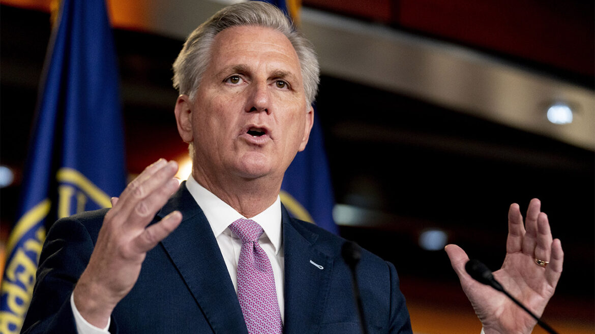 McCarthy says Pelosi 'has broken this institution' by denying GOP picks for Jan. 6 select committee