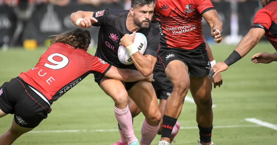 L.A. Giltinis advance to Major League Rugby's championship game