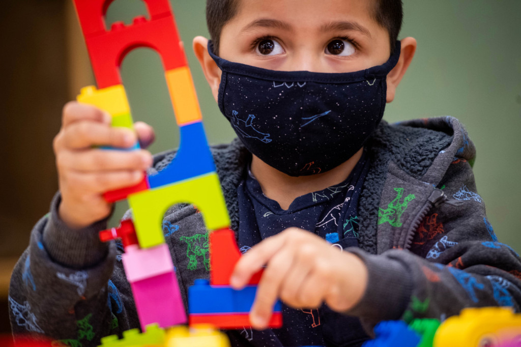 California K-12 students who refuse to wear masks will be barred from campuses, state says