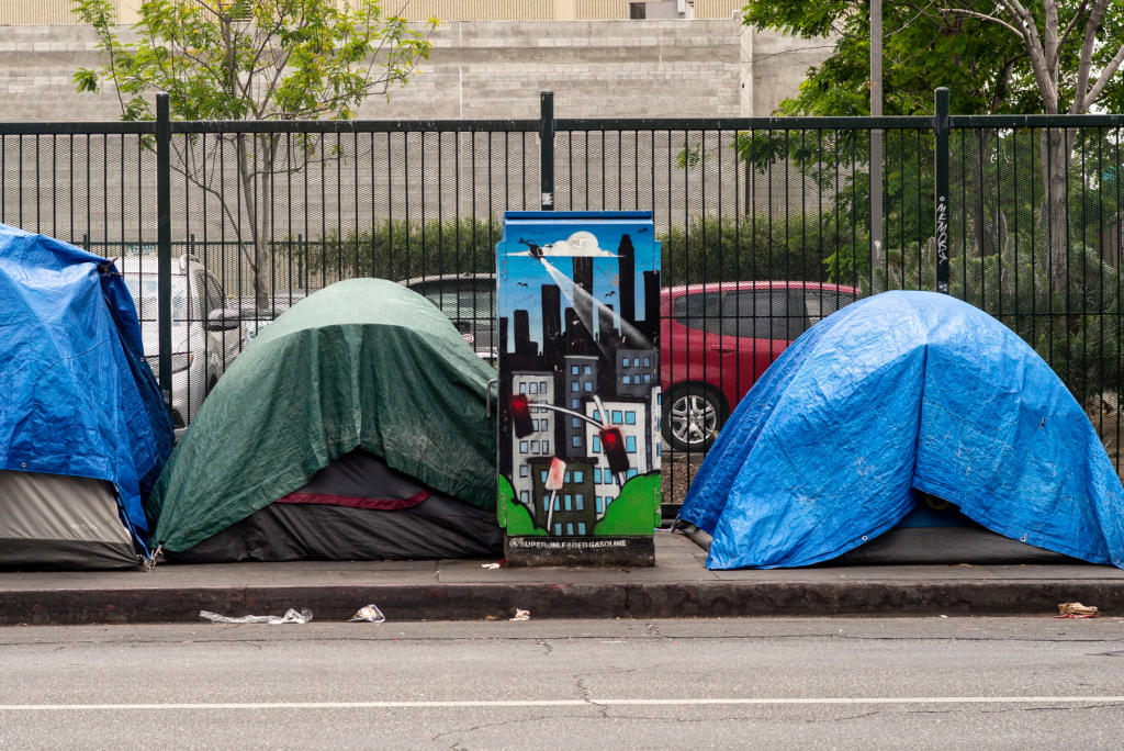 LA County approves more than $500 million in spending for homeless