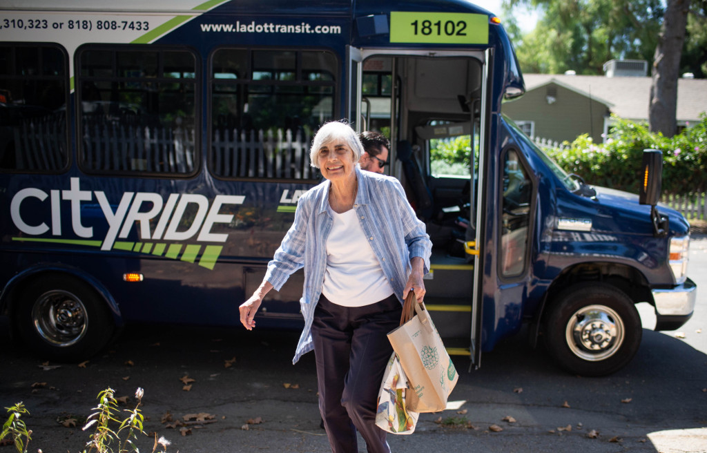 LADOT releases study on improving transportation for women In LA