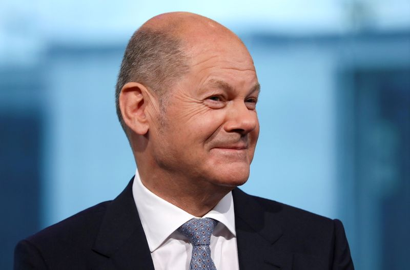 Shelving digital levy is sign of progress on global tax – Germany's Scholz