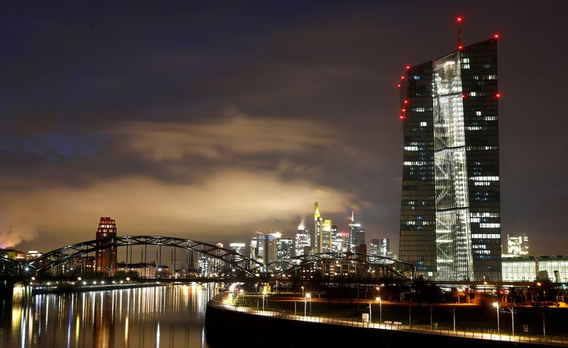 ECB to taper pandemic buys after Sept, COVID-19 variants top risk: Reuters poll
