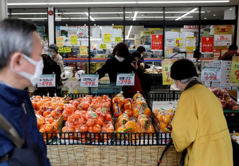 Hit by commodity inflation, Japan firms gradually pass on costs: Reuters poll