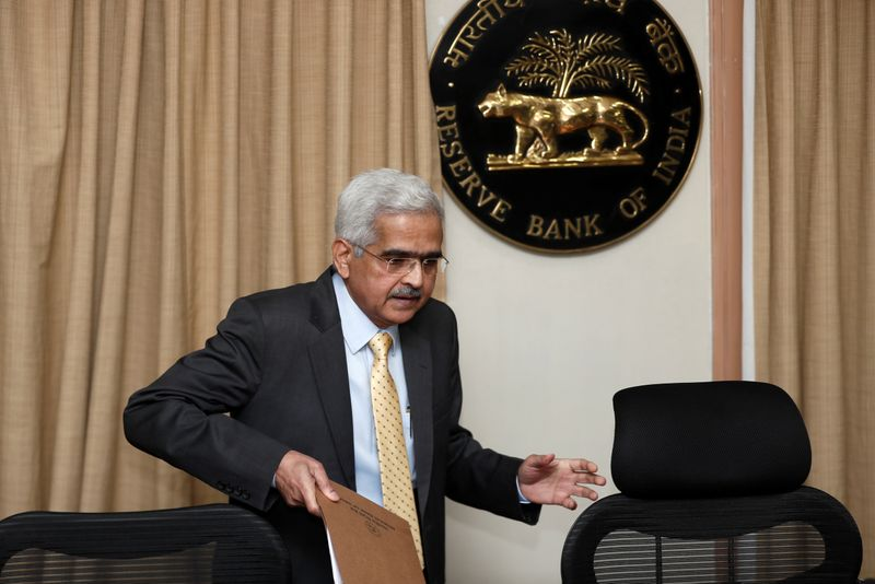 India central bank chief warns of downsides to direct financing of government deficit