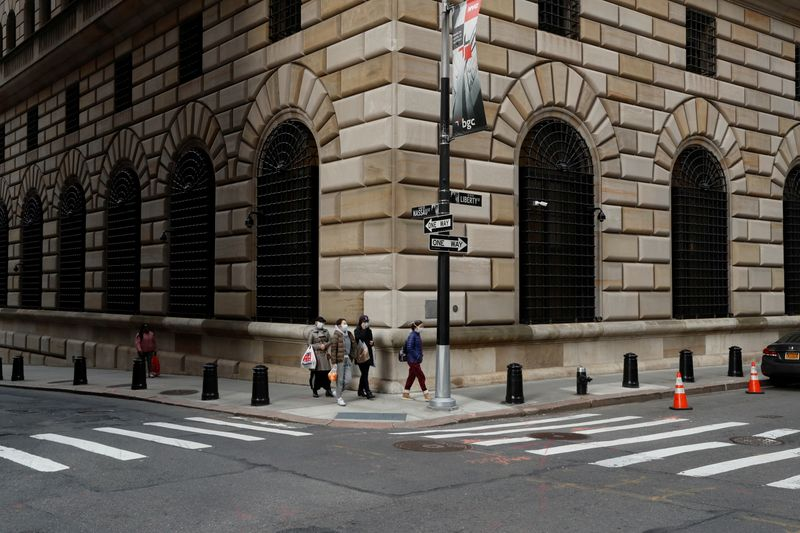 NY Fed names Dianne Dobbeck as head of the supervision group