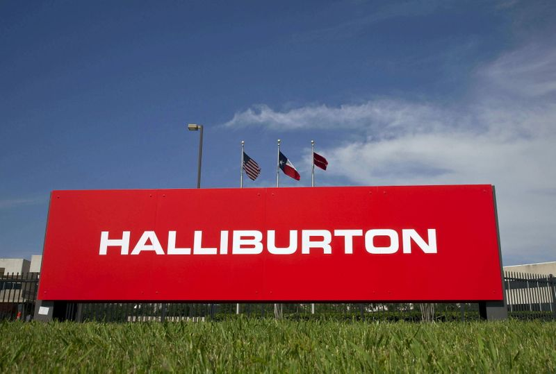 Halliburton eyes multi-year up-cycle for oil markets as activity picks up