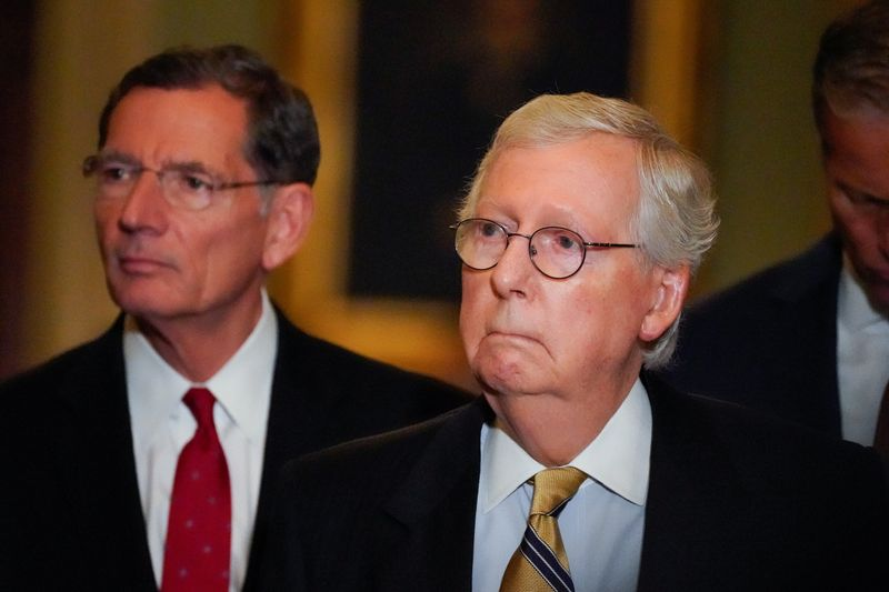 McConnell says bipartisan infrastructure will not be slowed by floor defeat