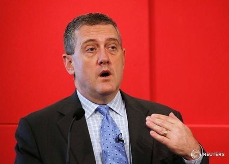 Fed's Bullard Says Time Is Right to Pull Back On Stimulus – WSJ