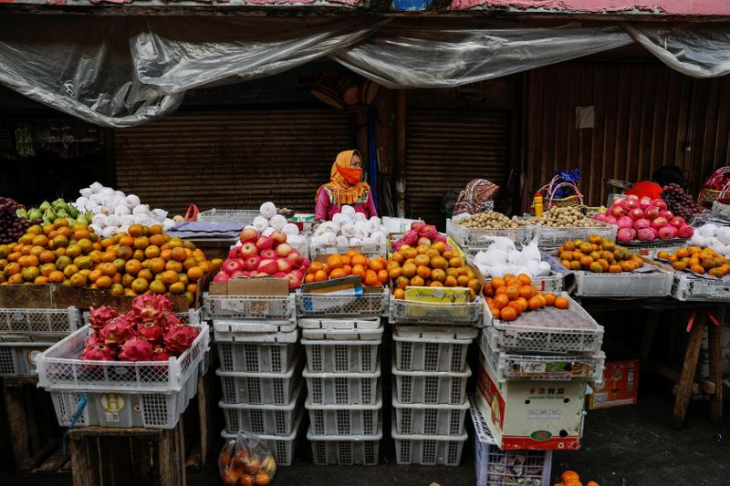 Indonesia June inflation slows to 10-month low