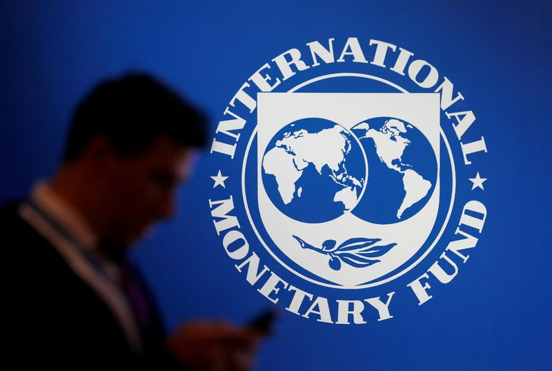 IMF raises U.S. 2021 growth forecast to 7%, fastest pace in a generation