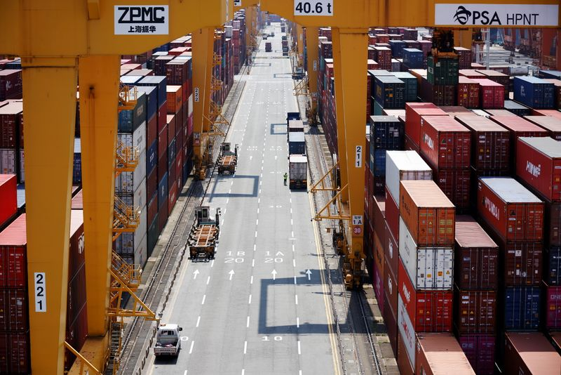 South Korea's container squeeze throws exporters into costly gridlock