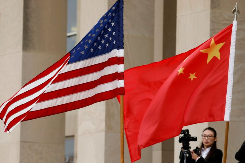 China says will take necessary steps to protect its firms after U.S. blacklist report