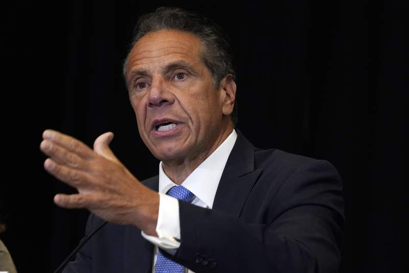 NY law has long let officials use campaign funds for defense