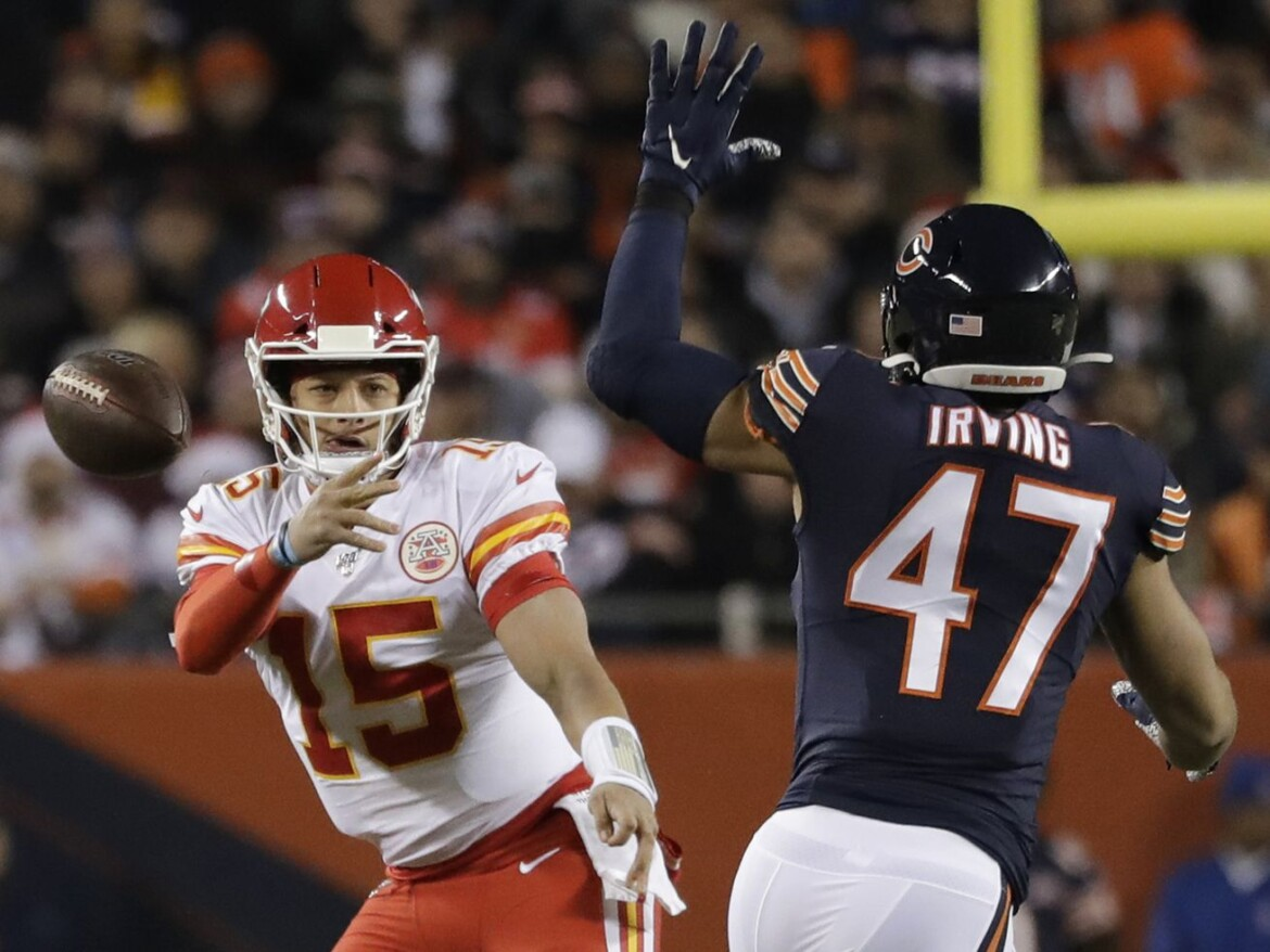 2021 NFL power rankings: What's realistic for Bears amid QB transition?