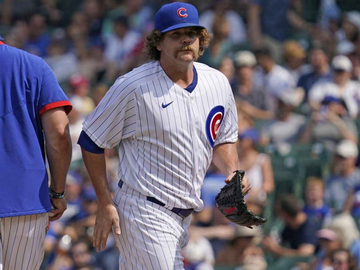 March to trade deadline continues in Cubs' loss to lowly Diamondbacks