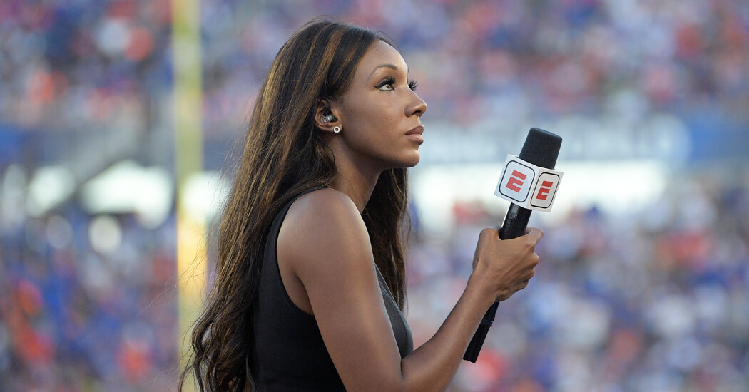 Maria Taylor Debuts on NBC During Rebroadcast of Olympics Opening Ceremony