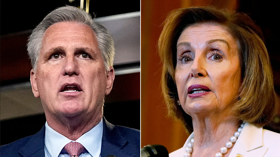 McCarthy, Republicans point finger at Pelosi over Jan. 6 Capitol security failure