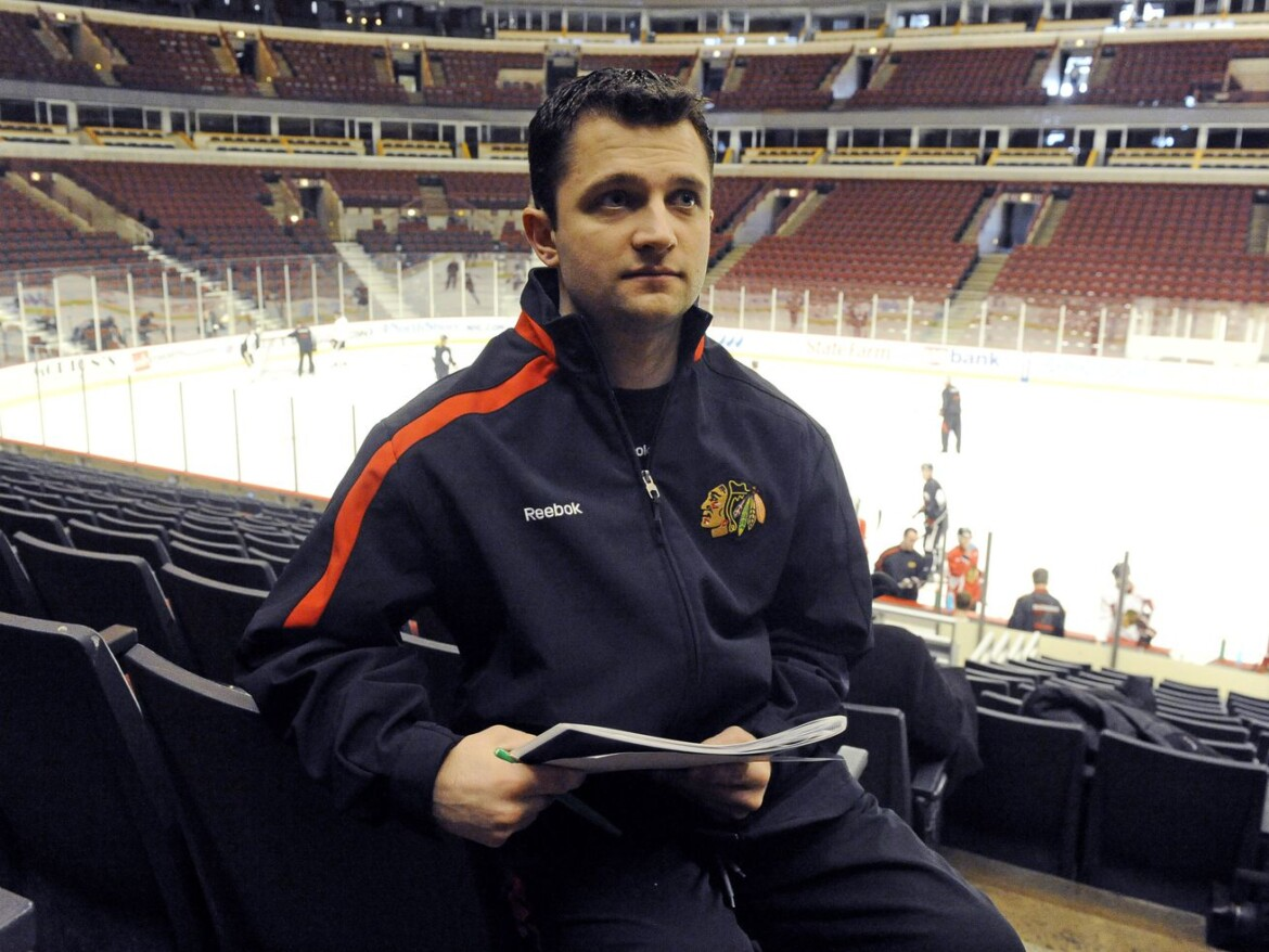 Blackhawks file motion to dismiss lawsuit from Michigan high schooler allegedly assaulted by Bradley Aldrich
