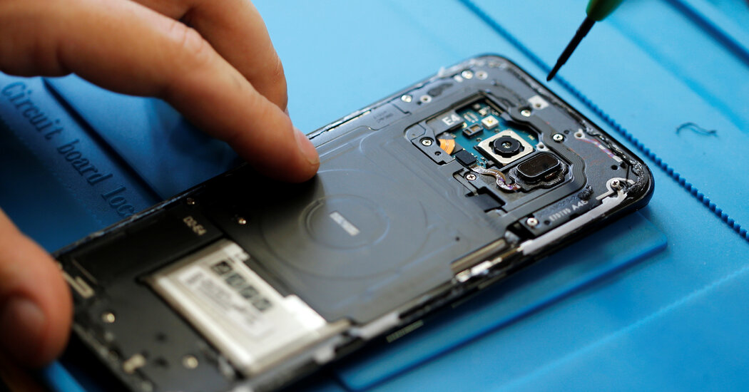 F.T.C. Votes to Back Right-to-Repair Rules