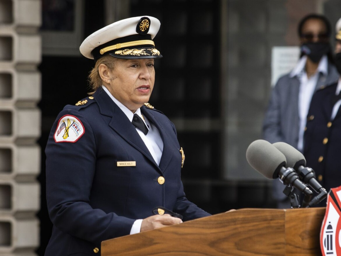 New fire commissioner fleshes out plan to reduce response time to medical emergencies