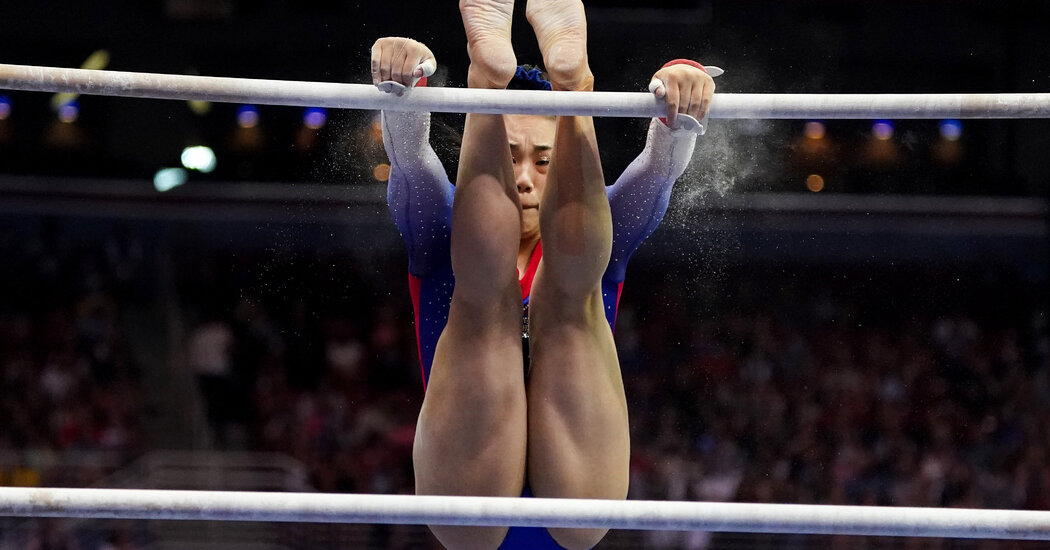 Olympic Gymnastics: The Uneven Bars, Explained
