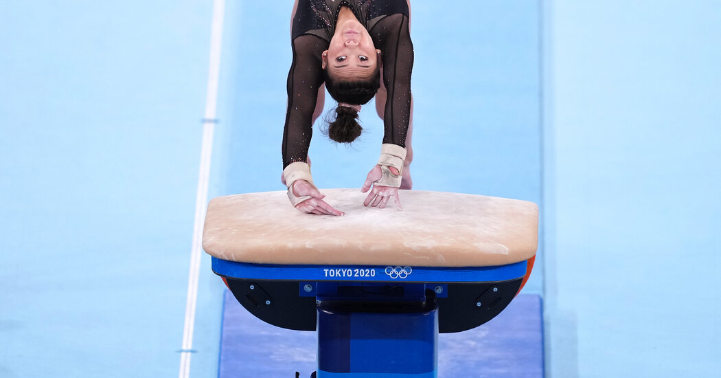 Olympic Gymnastics: What is Vault?