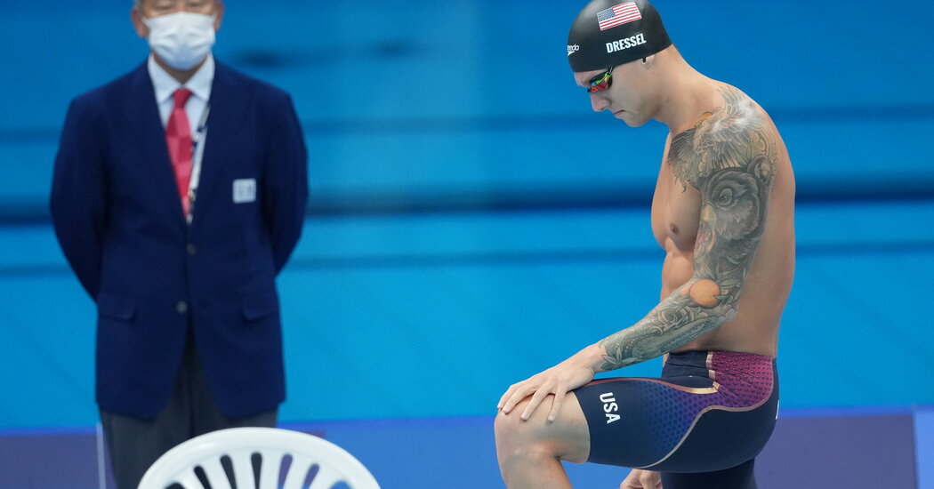 Olympic Swimming Preview for Saturday Races in Tokyo