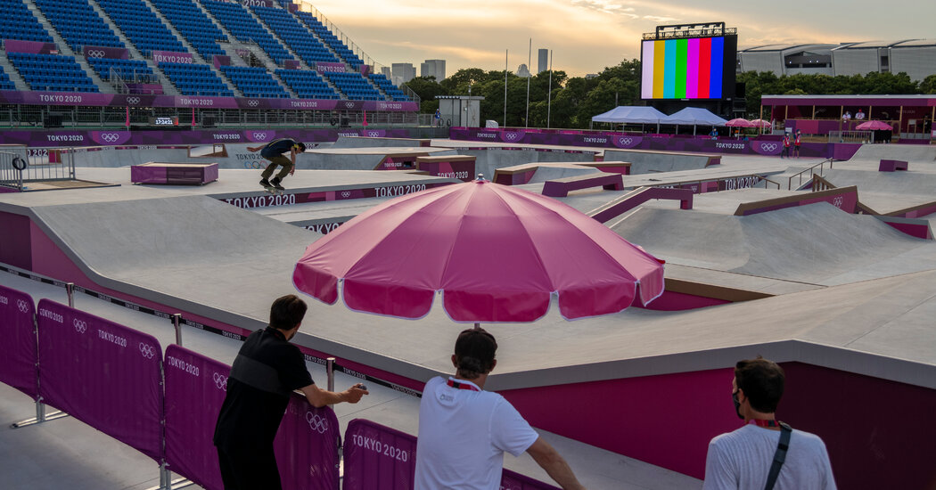 Olympics Tonight: How to Watch Softball, Tennis, Swimming and More