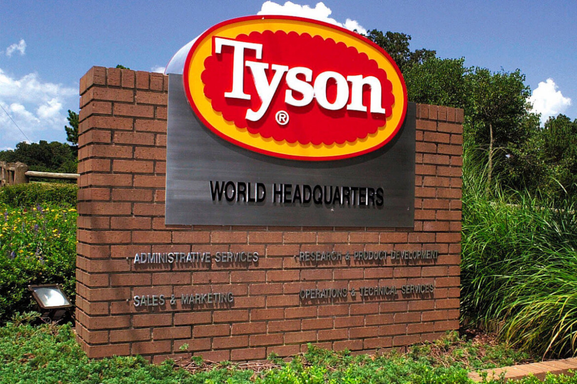 Tyson recalls 8.5M pounds of frozen chicken over contamination fears