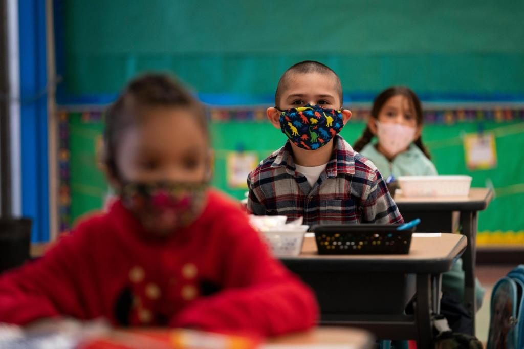 California changes course on school masks, will let individual districts enforce mandate